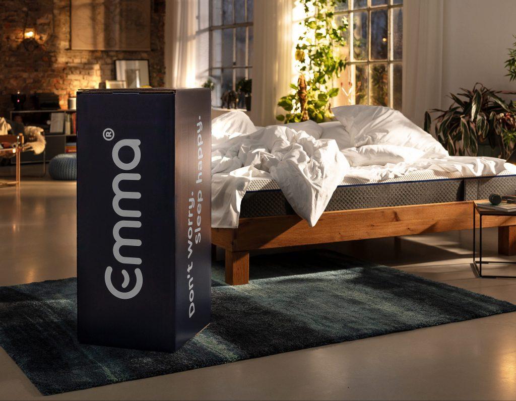 emma进口床垫